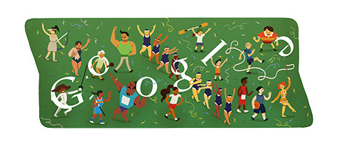 doodle closing ceremony olympics 2012 Fresh Doodles Covering the Olympics 2012 by Google
