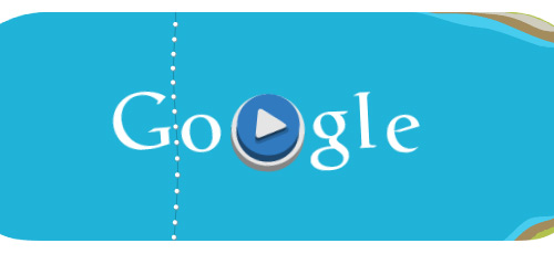 doodle slalom canoe Fresh Doodles Covering the Olympics 2012 by Google