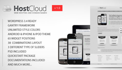 best wp technology theme dm hostcloud The Best WordPress Technology Themes