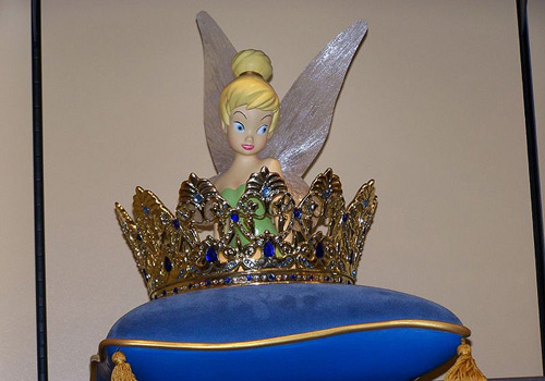 Tinkerbell Crowned