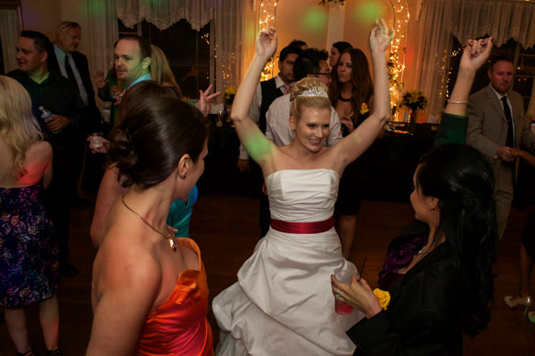 Dance Your Dresses Off