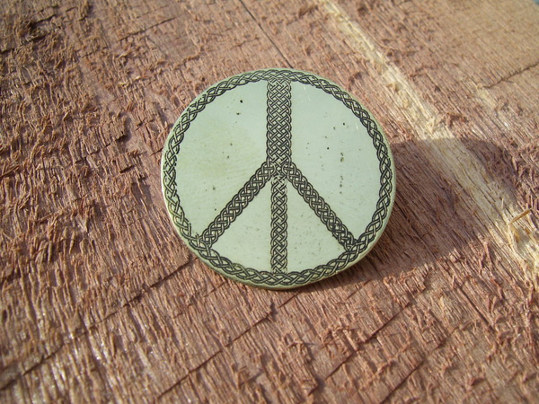 Peace Symbol by Celtic Bands