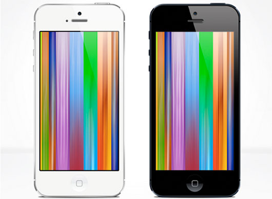 iPhone 5  by Medialoot