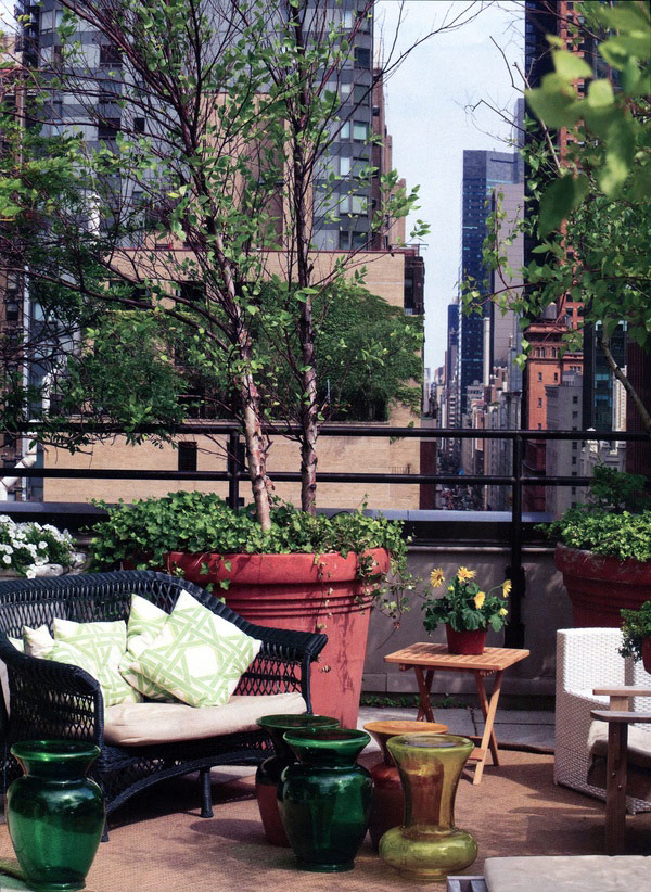 rooftop landscaping ideas 1 30 Rooftop Garden Design Ideas Adding Freshness to Your Urban Home