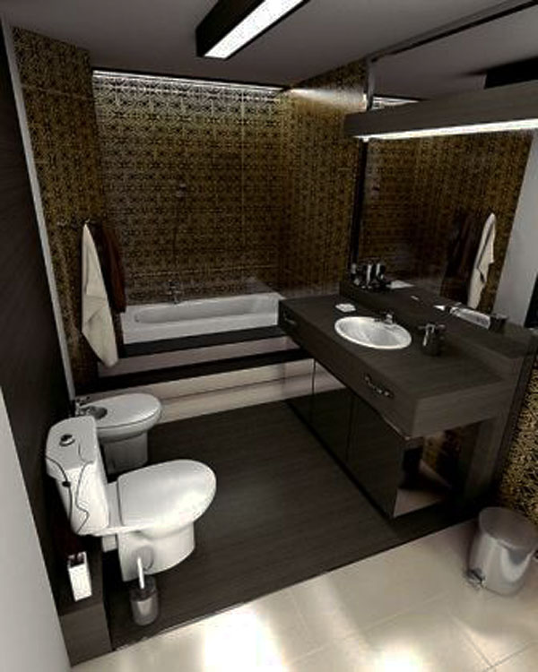 30 for Small bathroom ideas 2012