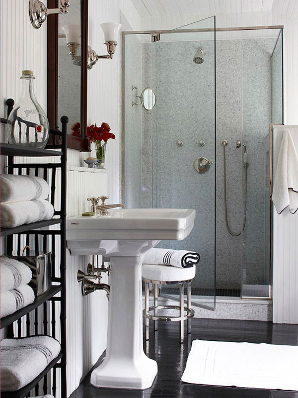 small bathrooms design 30 Small and Functional Bathroom Design Ideas For Cozy Homes