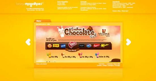 yellowsites30 Yellow Colored Website Designs for Inspiration