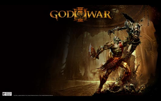 God Of War 3 HD Wallpapers 03