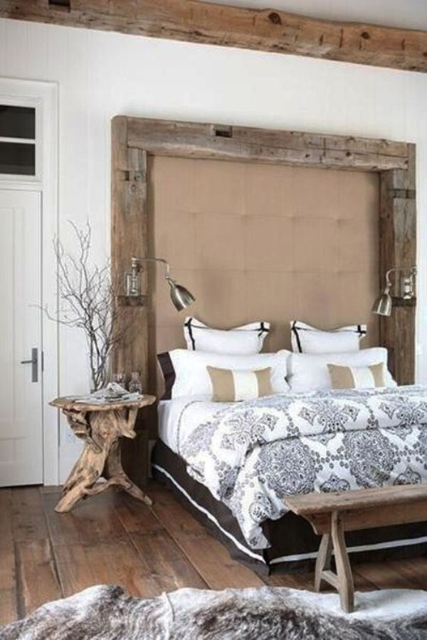 head board 35 Cool Headboard Ideas To Improve Your Bedroom Design