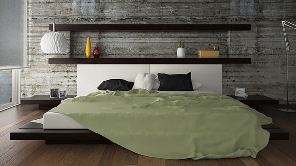 modern headboard design 35 Cool Headboard Ideas To Improve Your Bedroom Design
