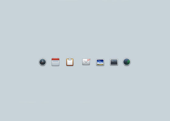 Fresh and Free High Quality Icons in PSD Format