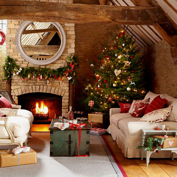 christmas decoration 30 Christmas Decorating Ideas To Get Your Home Ready For The Holidays