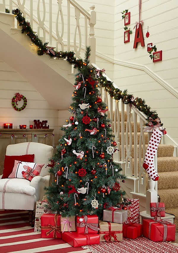 xmas decoration 30 Christmas Decorating Ideas To Get Your Home Ready For The Holidays