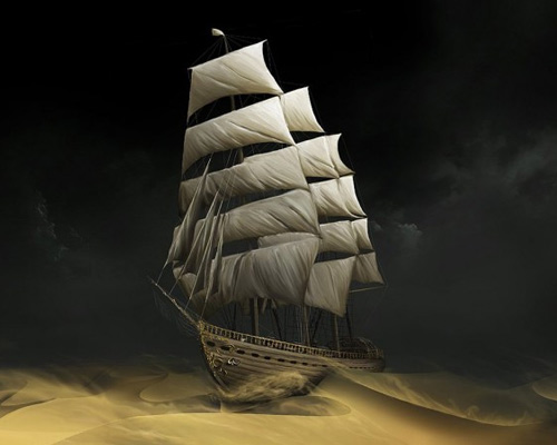 ipad wallpapers pirates ship Striking iPad Wallpapers