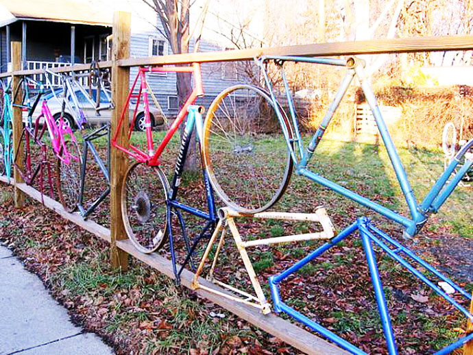BestDesignTuts-Ideas to Transform Old Bicycles into Master Pieces-Recycle idea for Old bicycle-20