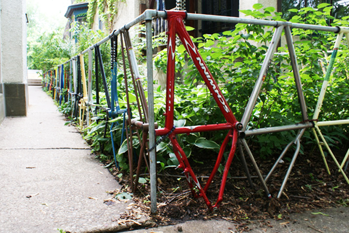 BestDesignTuts-Ideas to Transform Old Bicycles into Master Pieces-Recycle idea for Old bicycle-26