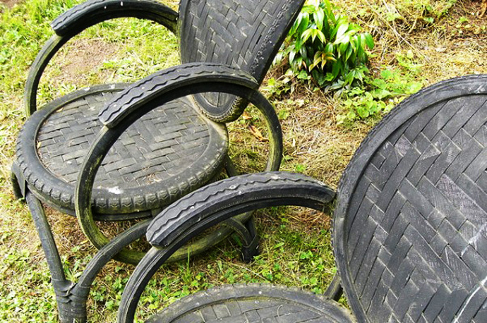 BestDesignTuts-Ideas to Transform Old Bicycles into Master Pieces-Recycle idea for Old bicycle-5