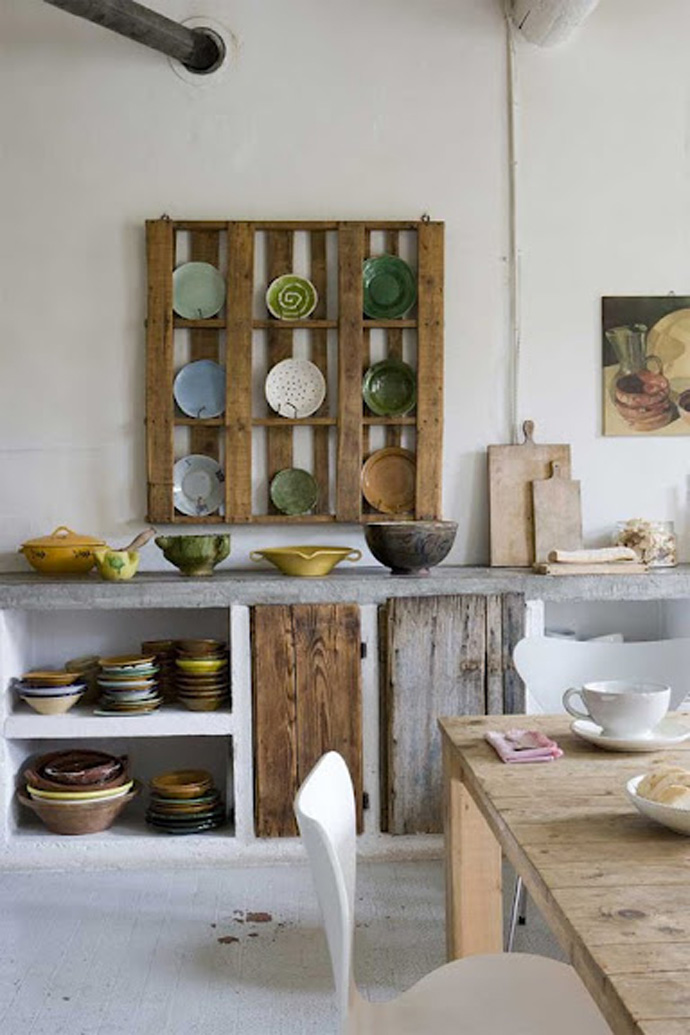BestDesignTuts-Decorative Ideas From Recycled Wooden Pallets-Recycled Pallet Design 15
