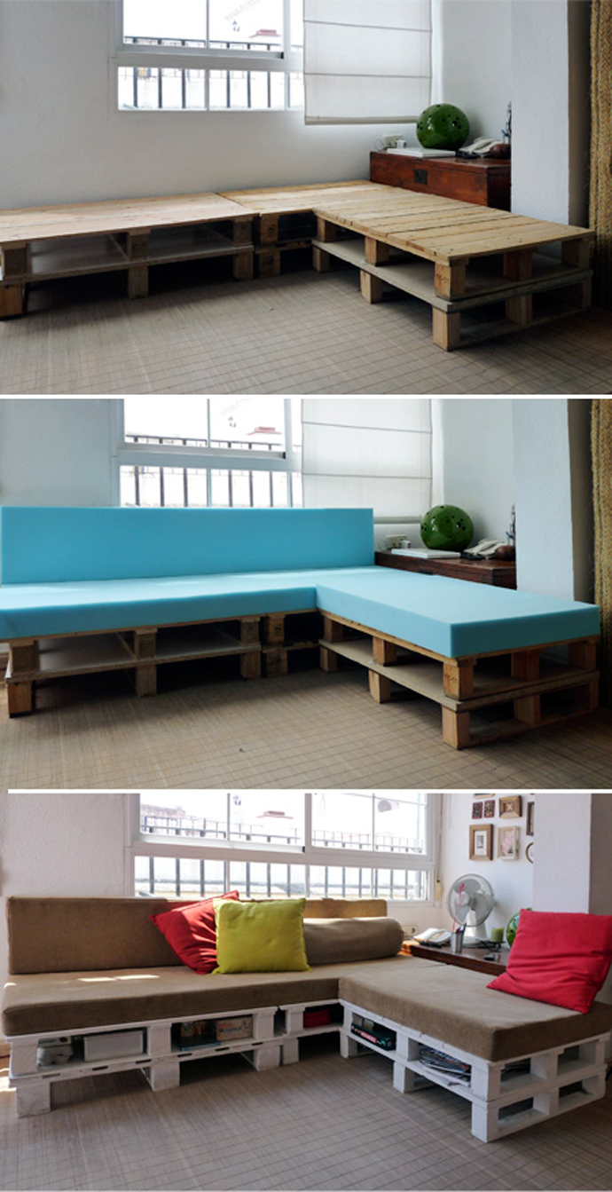 BestDesignTuts-Decorative Ideas From Recycled Wooden Pallets-Recycled Pallet Design 2