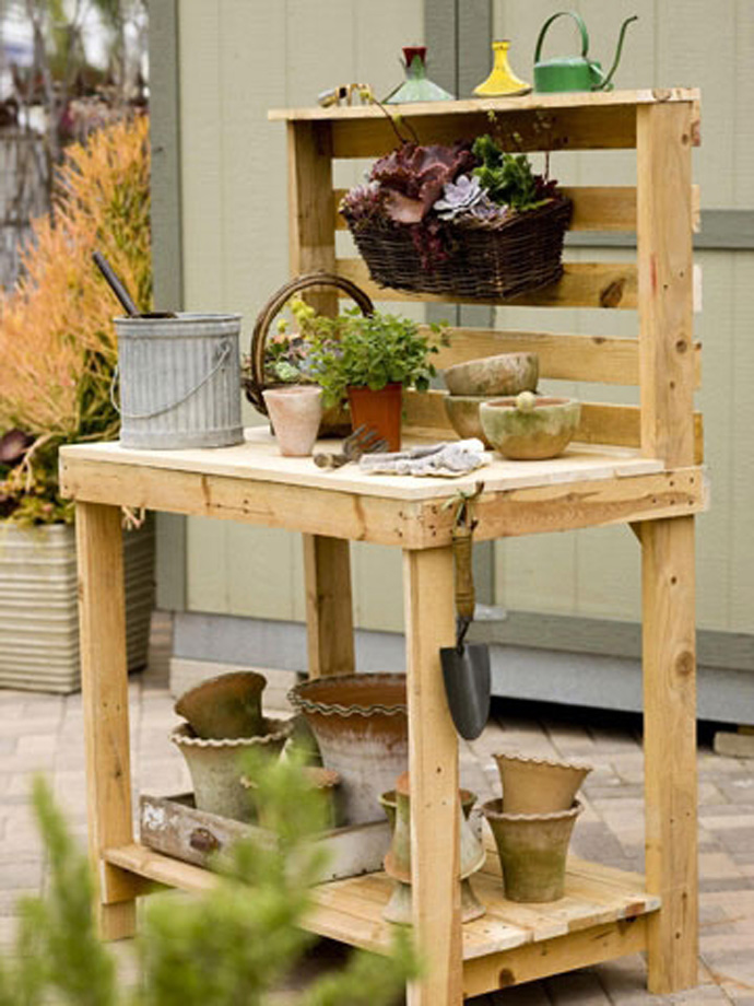 BestDesignTuts-Decorative Ideas From Recycled Wooden Pallets-Recycled Pallet Design 7