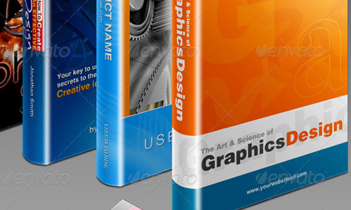 photoshop action mockup books Best Selling 3D Photoshop Actions, Style and Patterns