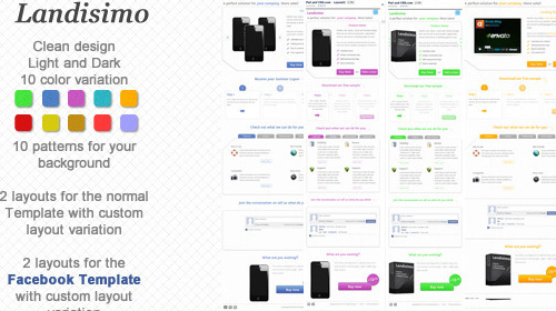 landing page landisimo Nitty Gritty of Landing Page and Amazing Collection