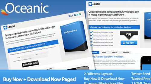 landing page oceanic Nitty Gritty of Landing Page and Amazing Collection