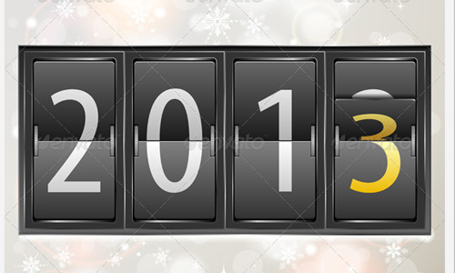new year vectors mt 2013 Download New Year Vectors to Complete Your Tasks