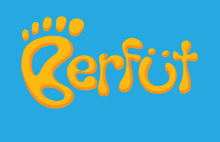 shoes logo berfut 27 Best Shoes Logos for Inspiration