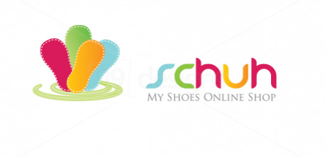 shoes logo schuh 27 Best Shoes Logos for Inspiration