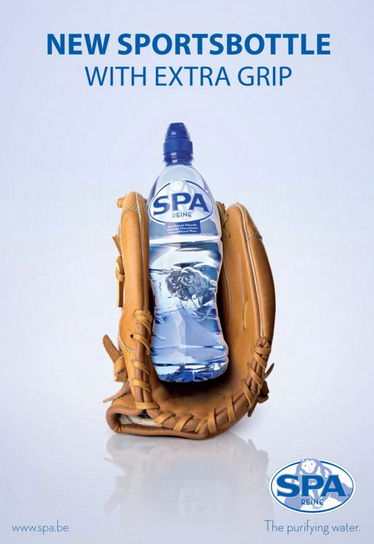 creative outdoor ads spa grip Creative Outdoor Ads for Inspiration