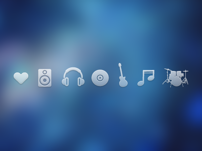 freebie clear icons glossy download png