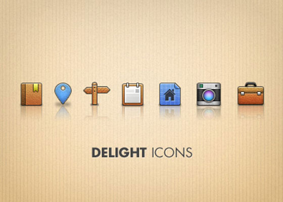 Delight Icons
