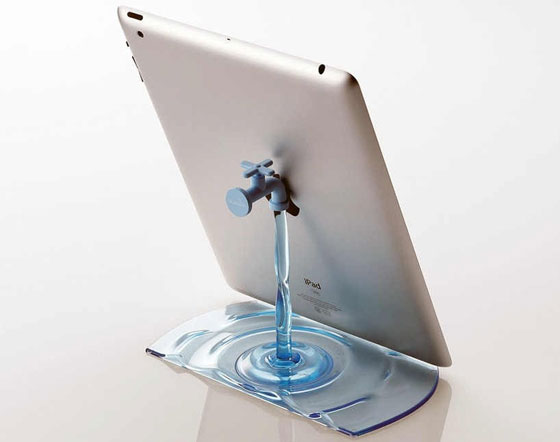 Faucet Stand