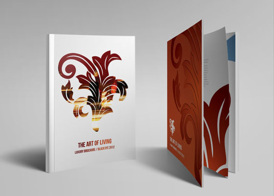 Luxury Brochure Template