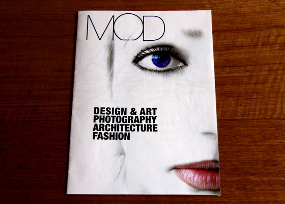 MOD - Editorial Design