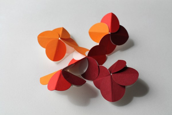 BestPSDtoHTML-Showcase of Stunning Paper Objects-Paper object 4