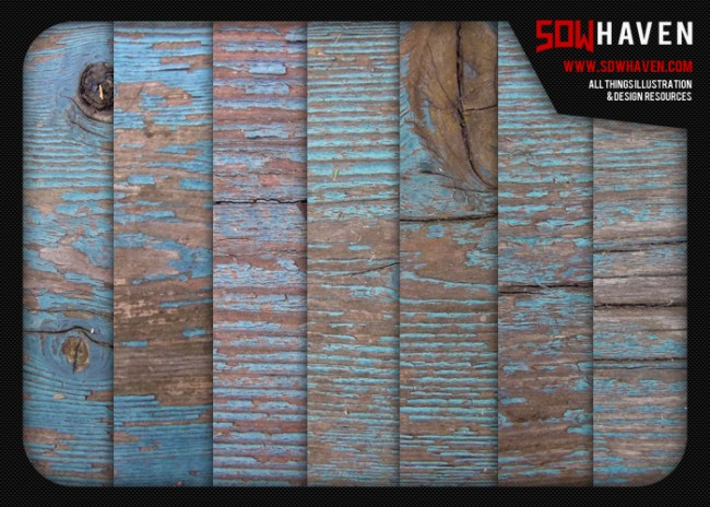 weathered blue wood textures by sdwhaven d51rify e1359621320892 200+ Free High Quality Grungy Dirty Wood Textures