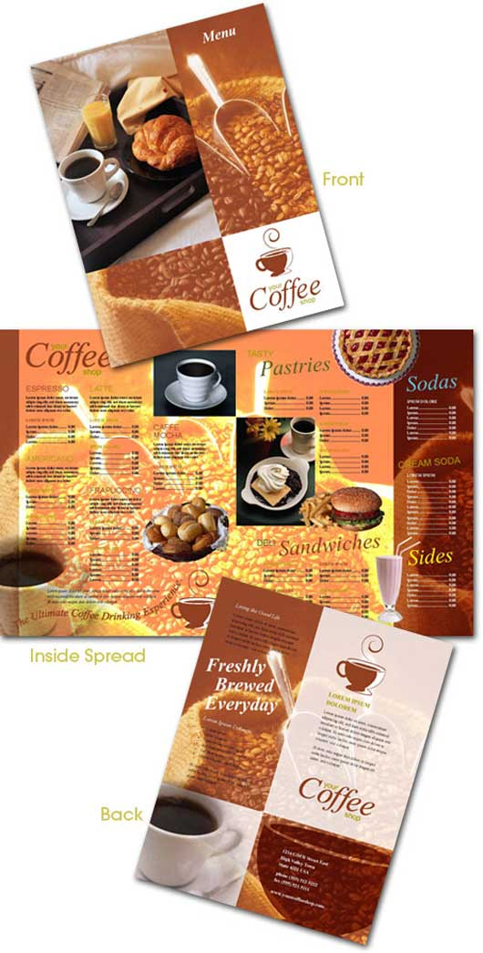 Brochure and Menu A superb Collection of Restaurant Brochures