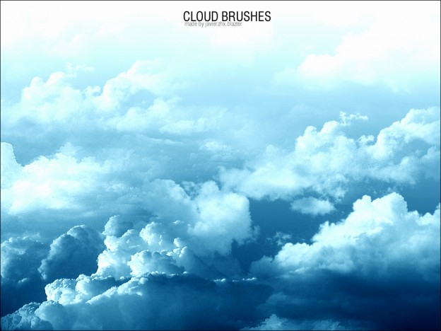 Cloud Brushes by JavierZhX e1361166441347 30+ Free Photoshop Cloud Brushes