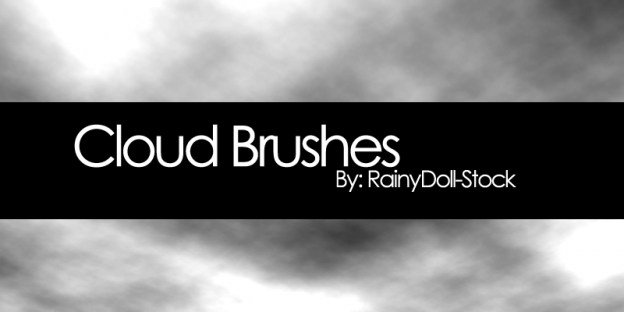 Cloud Brushes by RainyDoll Stock e1362655939307 30+ Free Photoshop Cloud Brushes