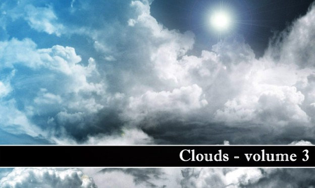 Clouds   volume   3 by MiloArtDesign e1362657697969 30+ Free Photoshop Cloud Brushes