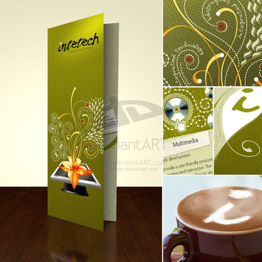Company Brochure 40 Inspirational Creative Brochure Designs