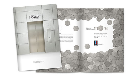 Express Brochure Design 40 Inspirational Creative Brochure Designs