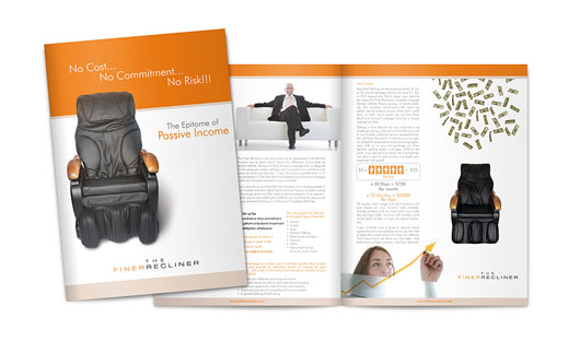 Finerecliner Brochure Design 40 Inspirational Creative Brochure Designs
