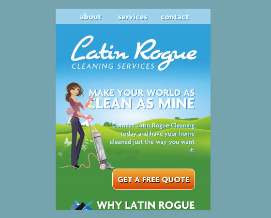 Latin Rogue Cleaning