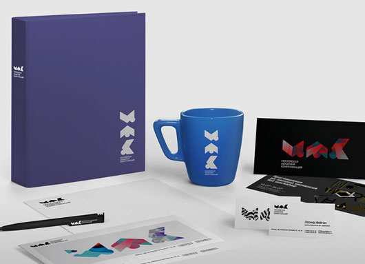 MAK 40 Inspirational Creative Brochure Designs