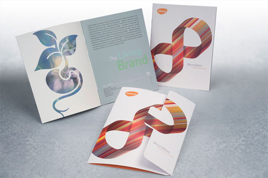 Rebrand Brochure 40 Inspirational Creative Brochure Designs