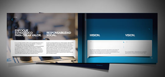 ZIMAT Brochure 40 Inspirational Creative Brochure Designs