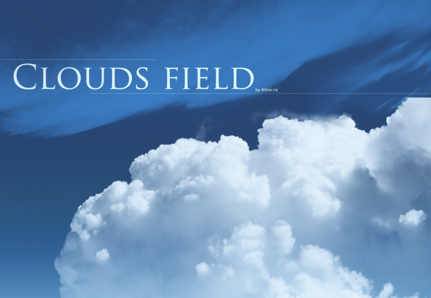 brushes   clouds   field by kime ra d3k0xfj e1362657019512 30+ Free Photoshop Cloud Brushes